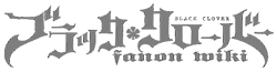 Black Clover Fanon Wiki-wordmark