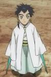 Kiato as a child