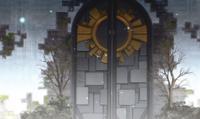 Porta de mana em dungeon ep