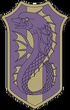 Violet Orca Insignia