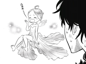 Yuno et sa nouvelle partenaire