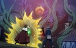 Asta and Yuno vs Elf