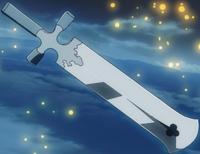 Demon-Destroyer Sword Licht