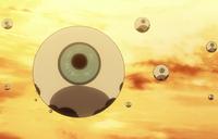 Catoblepas eyes