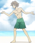 Finral swimsuit