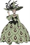 Rainha das Bruxas anime perfil