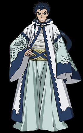 Kiato anime profile