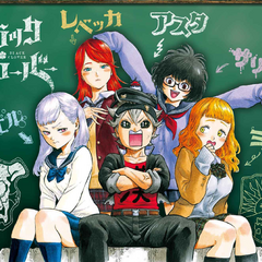 Color spread for Jump Next<br />Issue 1, 2016
