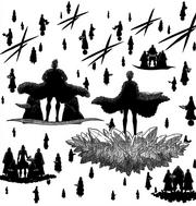 Mars y Ladros liderando un ejército