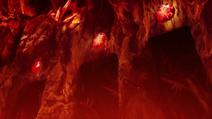 Three ways in dungeon