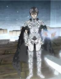 Mars crystal armor