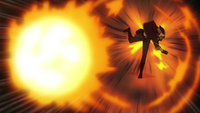 Magna Exploding Fireball