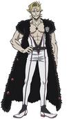Ladros anime profile