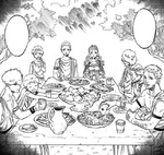 Elves last supper