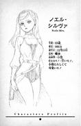 Noelle Silva Characters Profile