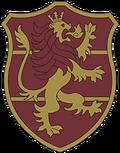 Reis Leões Carmesins