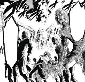 Rades envahit la cité royale avec ses cadavres