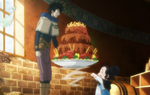 Charmy meets Yuno for the first time