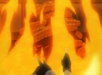 Magna burns his pies