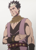 Gadjah anime profile
