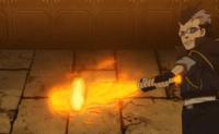 Grand slam de chamas normais