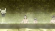 Baño público Toro Negro