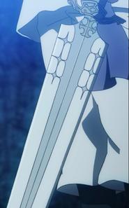 Espada Habitadora do Demônio