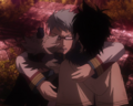 Klaus acknowledges Asta and Yuno.png