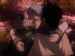 Klaus acknowledges Asta and Yuno