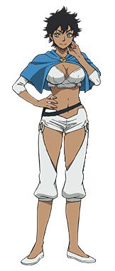 Sol anime profile