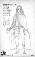 Lebuty Characters Profile