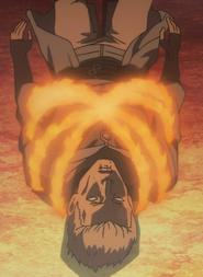 Formación Sólida de Ataduras de Fuego