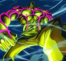 Gold-Armored Titan