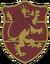 Crimson Lion Insignia