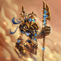 Gold-Armored Assassin