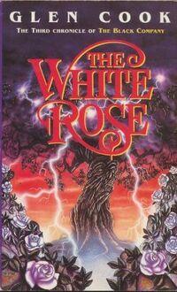 British Roc The White Rose