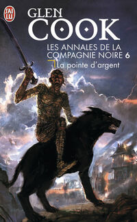 The Silver Spike (J'ai lu 2007) Cover