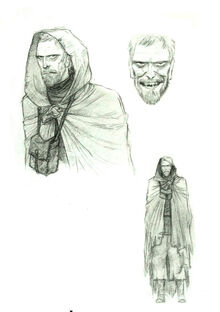 Sketches of Silent by Mikey Patch (Irontree)