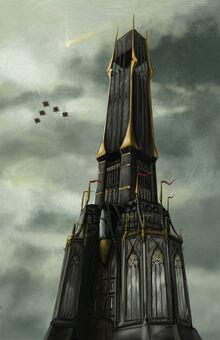 Tower a Charm by samshank0453