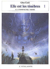 She is the Darkness Part 1 (L'Atalante 2004) Cover