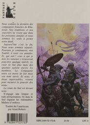 Shadow Games (L'Atalante 2001) Back
