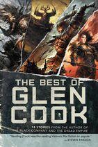 The Best of Glen Cook front