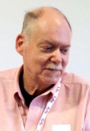 Glen Cook 2001