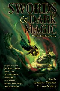 Swords and Dark Magic Hardcover