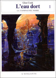 Water Sleeps Part 1 (L'Atalante 2005) Cover