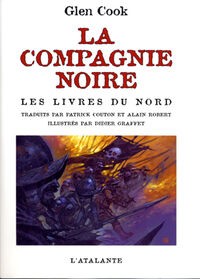 Books of the North (L'Atalante 2005) Cover