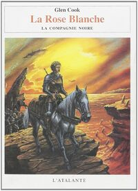 The White Rose (L'Atalante 1999) Cover
