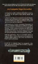 Spanish She Is the Darkness (La Factoria) back