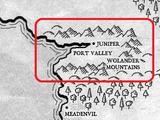 Wolander Mountains