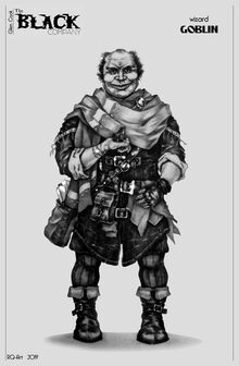 Goblin by Виталий Стрелец